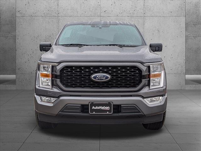 2021 Ford F-150 SuperCrew Cab 4x2, Pickup #MFA49521 - photo 7