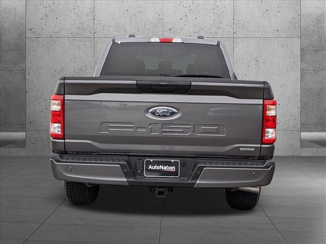 2021 Ford F-150 SuperCrew Cab 4x2, Pickup #MFA49521 - photo 9