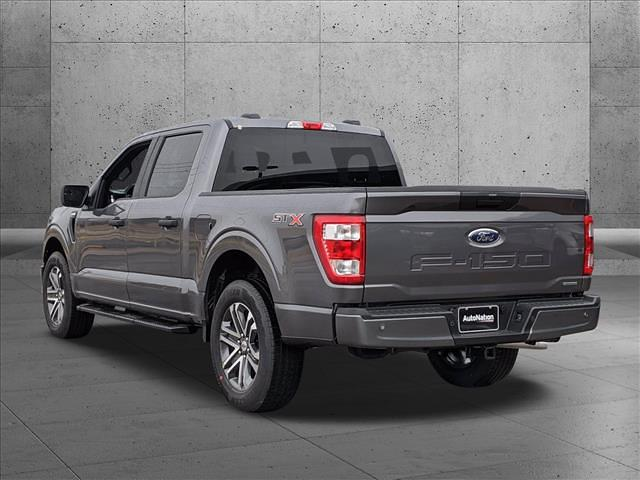 2021 Ford F-150 SuperCrew Cab 4x2, Pickup #MFA49521 - photo 2