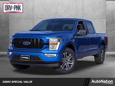 2021 Ford F-150 SuperCrew Cab 4x2, Pickup #MFA50683 - photo 1