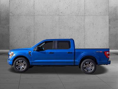 2021 Ford F-150 SuperCrew Cab 4x2, Pickup #MFA50683 - photo 6