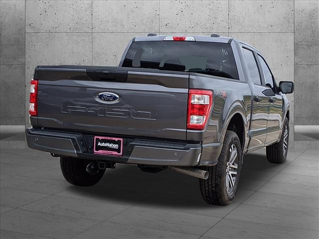 2021 Ford F-150 SuperCrew Cab 4x2, Pickup #MFA58762 - photo 3