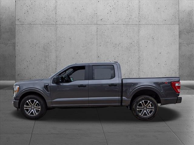 2021 Ford F-150 SuperCrew Cab 4x2, Pickup #MFA58762 - photo 6