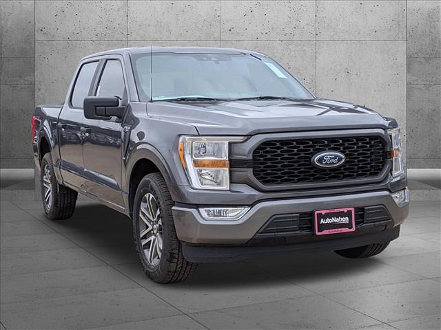 2021 Ford F-150 SuperCrew Cab 4x2, Pickup #MFA58762 - photo 8