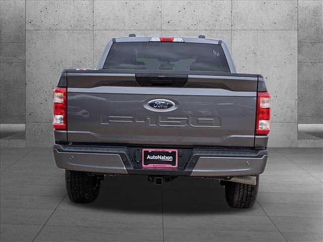 2021 Ford F-150 SuperCrew Cab 4x2, Pickup #MFA58762 - photo 9