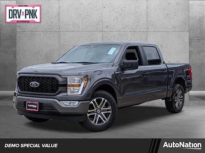 2021 Ford F-150 SuperCrew Cab 4x2, Pickup #MFA58762 - photo 1