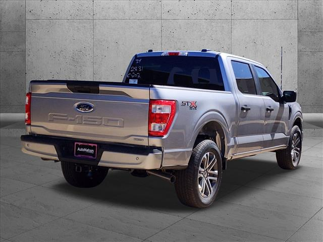 2021 Ford F-150 SuperCrew Cab 4x4, Pickup #MFB12831 - photo 3