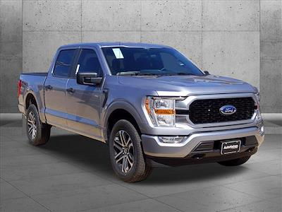 2021 Ford F-150 SuperCrew Cab 4x4, Pickup #MFB12831 - photo 8