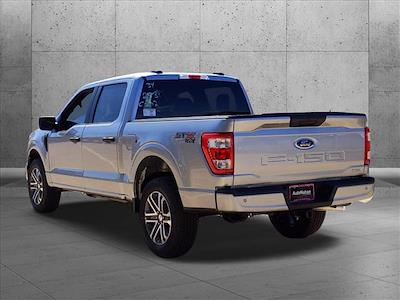 2021 Ford F-150 SuperCrew Cab 4x4, Pickup #MFB12831 - photo 2