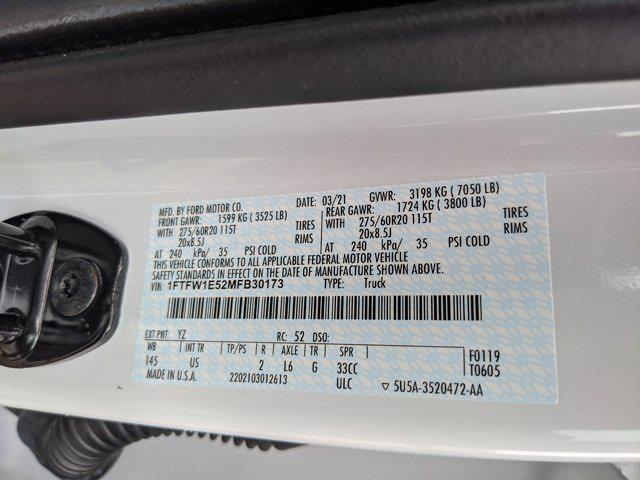 2021 Ford F-150 SuperCrew Cab 4x4, Pickup #MFB30173 - photo 18