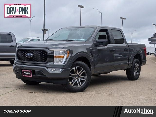 2021 Ford F-150 SuperCrew Cab 4x2, Pickup #MFB41814 - photo 1