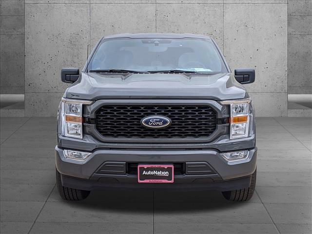 2021 Ford F-150 SuperCrew Cab 4x2, Pickup #MFB41814 - photo 7