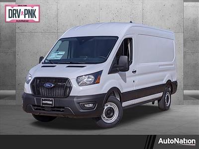 2021 Ford Transit 250 Medium Roof 4x2, Empty Cargo Van #MKA02885 - photo 1