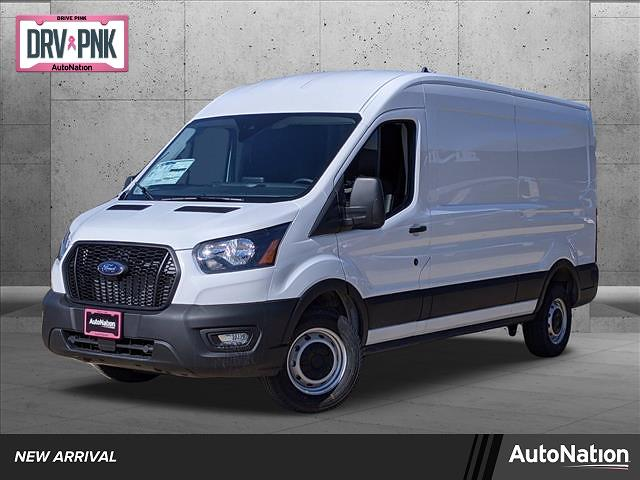 2021 Ford Transit 250 Medium Roof 4x2, Empty Cargo Van #MKA07195 - photo 1