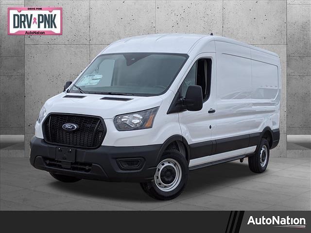 2021 Ford Transit 150 Medium Roof 4x2, Empty Cargo Van #MKA08070 - photo 1