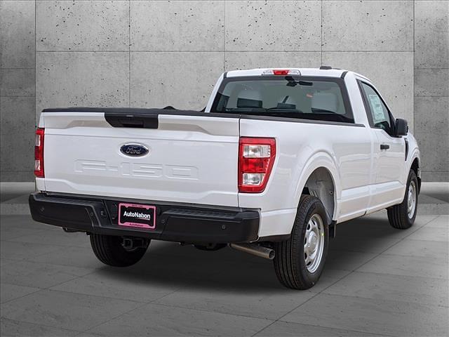 2021 Ford F-150 Regular Cab 4x2, Pickup #MKD68898 - photo 2