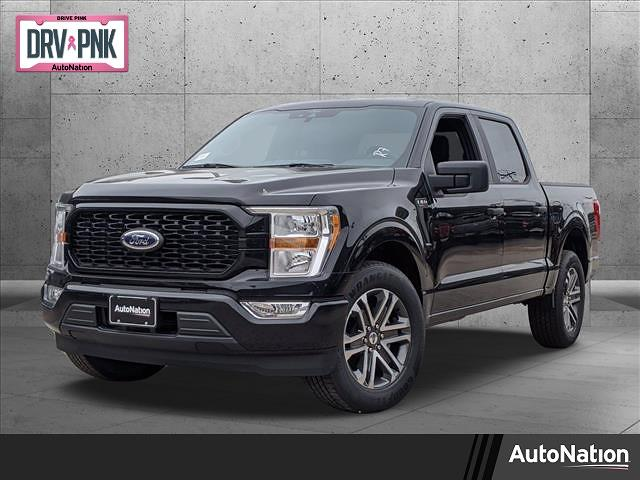2021 Ford F-150 SuperCrew Cab 4x2, Pickup #MKD68933 - photo 1
