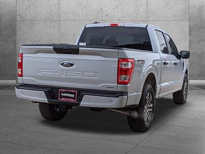 2021 Ford F-150 SuperCrew Cab 4x2, Pickup #MKD94310 - photo 3