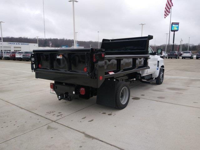 2020 Chevrolet Silverado 4500 Regular Cab DRW 4x2, Galion Dump Body #C00241 - photo 1