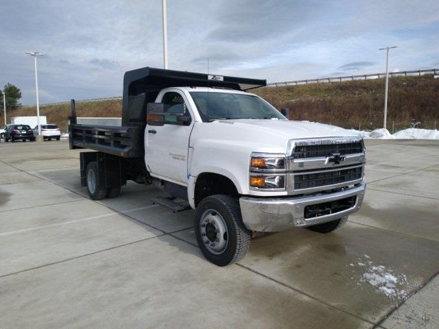 2020 Chevrolet Silverado 4500 Regular Cab DRW 4x4, Rugby Dump Body #C00401 - photo 1