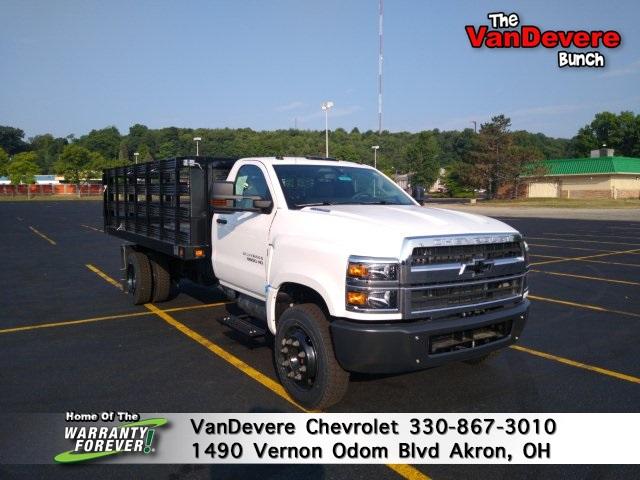 2020 Chevrolet Silverado 4500 Regular Cab DRW 4x2, Knapheide Stake Bed #C0937 - photo 1