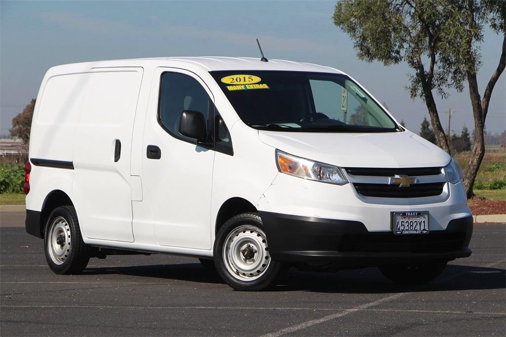 2015 Chevrolet City Express FWD, Empty Cargo Van #20U0107 - photo 1