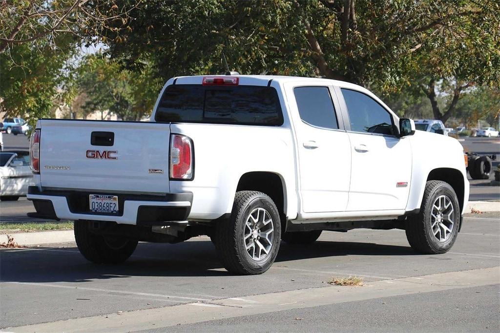 2017 GMC Canyon Crew Cab 4x4, Pickup #20U0867 - photo 1