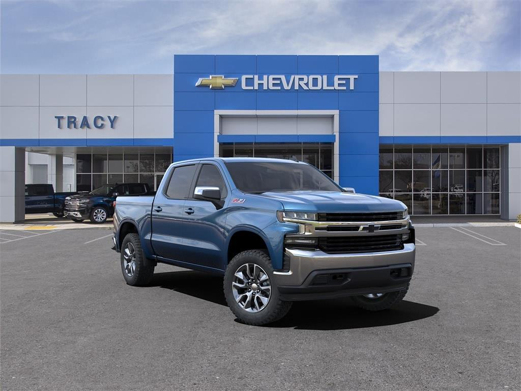 2021 Chevrolet Silverado 1500 Crew Cab 4x4, Pickup #21C0264 - photo 1