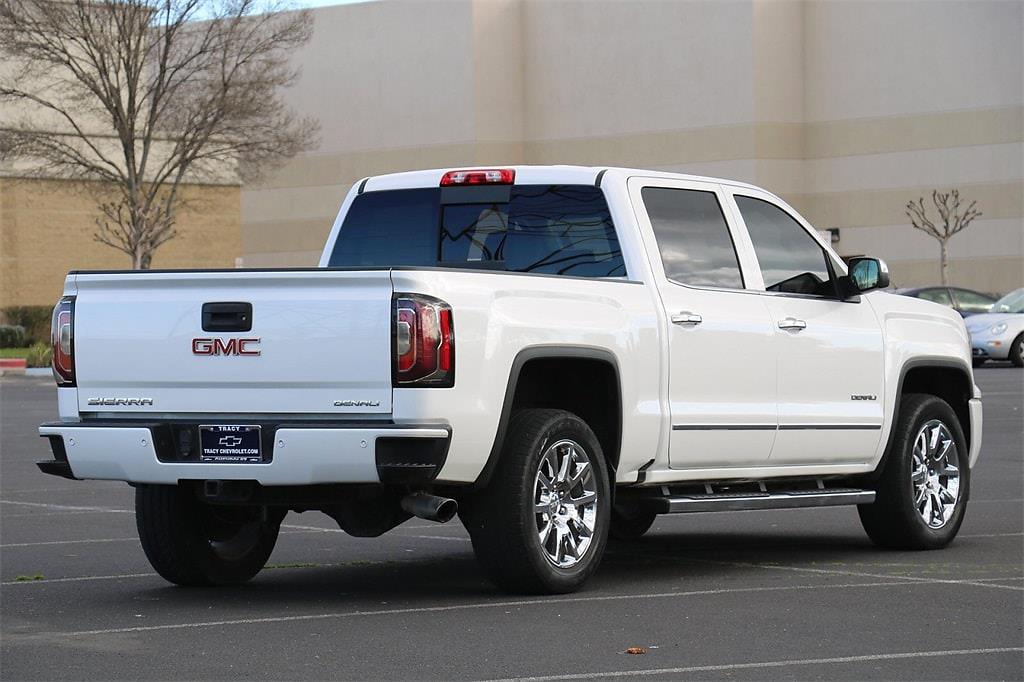 2017 GMC Sierra 1500 Crew Cab 4x4, Pickup #21U0107 - photo 1
