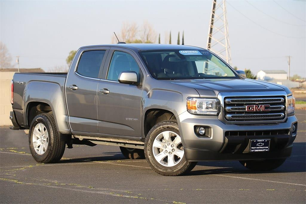 2018 GMC Canyon Crew Cab 4x4, Pickup #21U0150 - photo 1