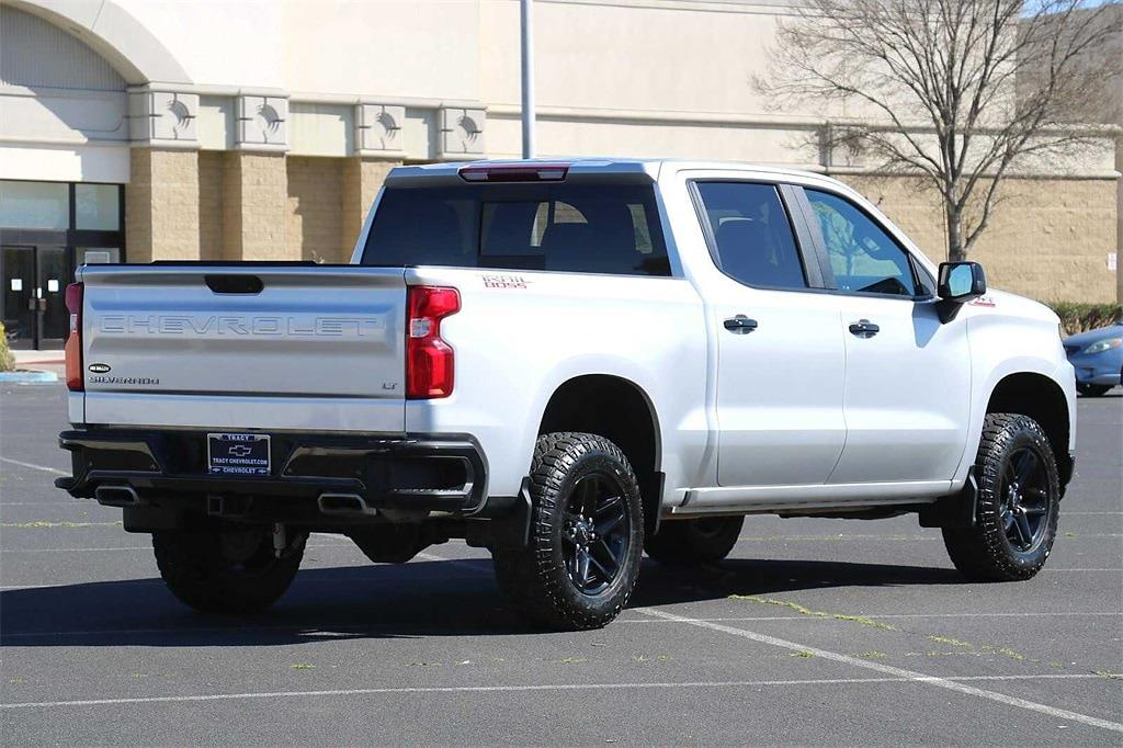 2019 Chevrolet Silverado 1500 Crew Cab 4x4, Pickup #21U0152 - photo 1