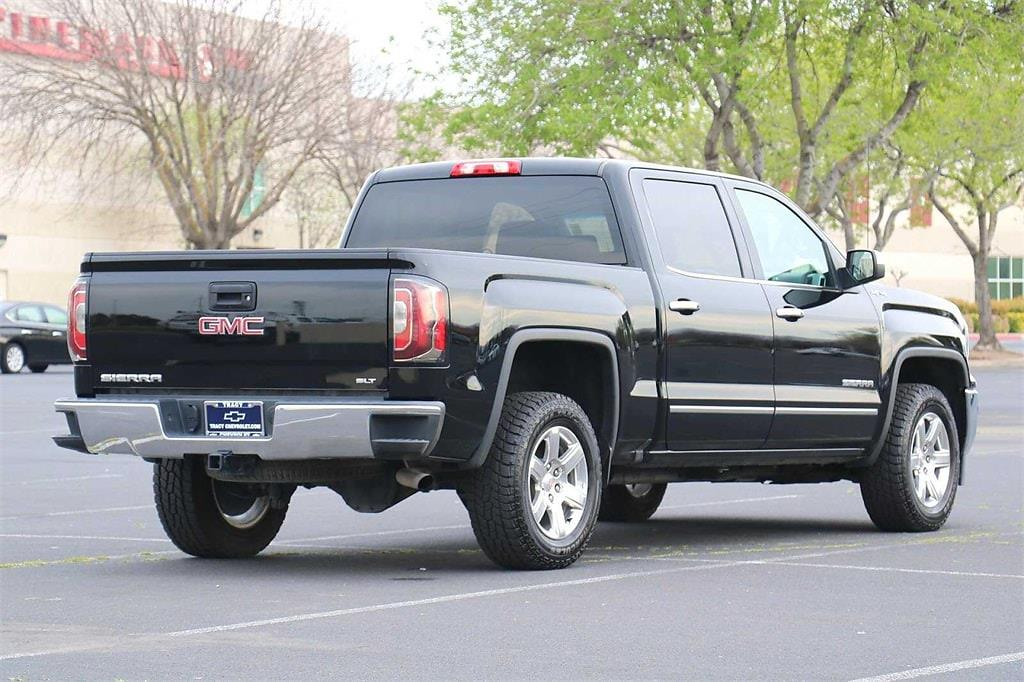 2018 GMC Sierra 1500 Crew Cab 4x4, Pickup #21U0194 - photo 1