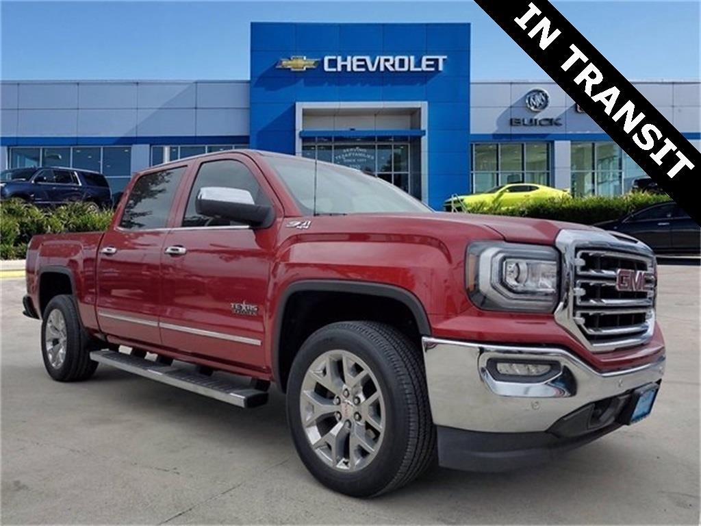 2018 GMC Sierra 1500 Crew Cab 4x4, Pickup #21U0196 - photo 1