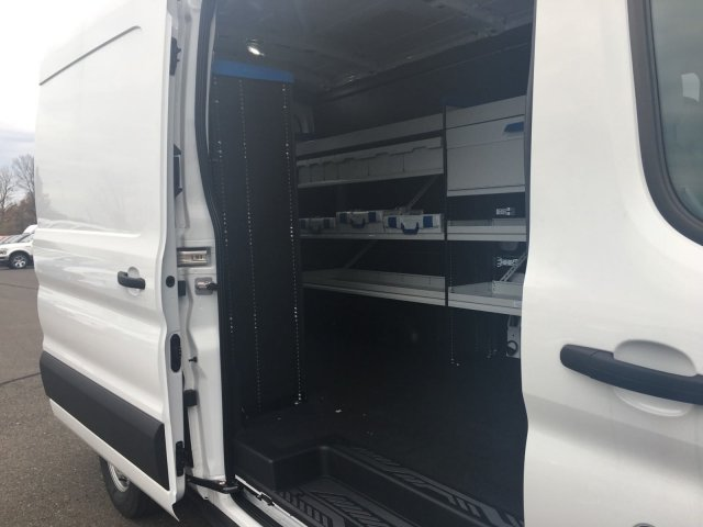 2019 Ford Transit 150 Med Roof 4x2, Sortimo ProPaxx General Service Upfitted Cargo Van #19F0583 - photo 9