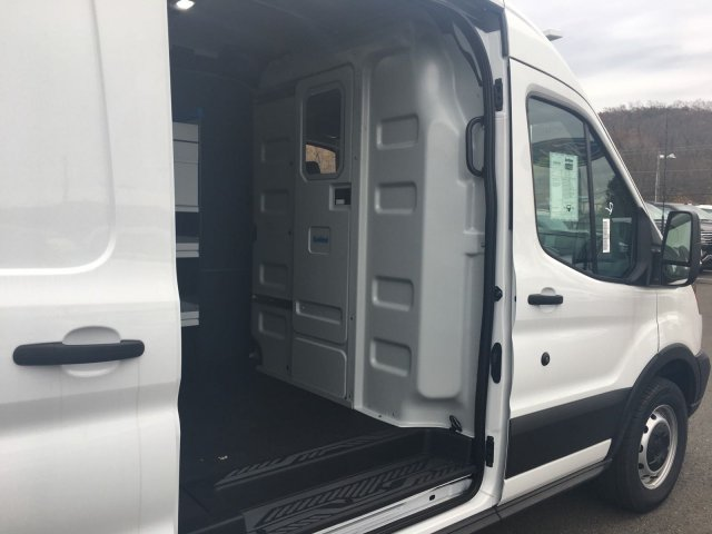 2019 Ford Transit 150 Med Roof 4x2, Sortimo ProPaxx General Service Upfitted Cargo Van #19F0583 - photo 8