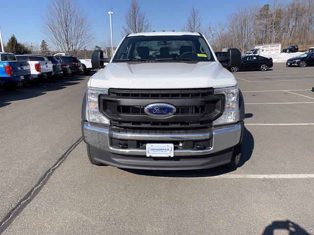 2021 Ford F-550 Regular Cab DRW 4x4, Switch N Go Hooklift Body #FA05647 - photo 1
