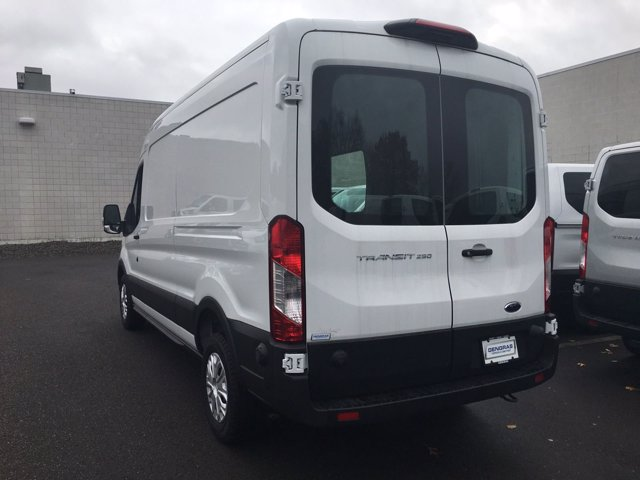 2020 Ford Transit 250 Med Roof 4x2, Empty Cargo Van #FA06558X - photo 1
