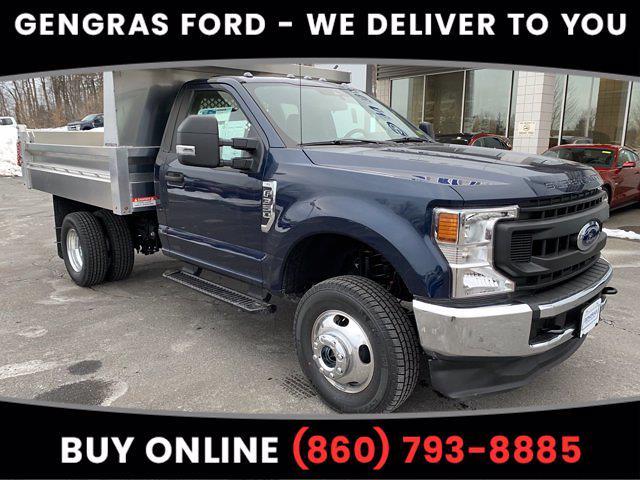 2020 Ford F-350 Regular Cab DRW 4x4, Duramag Dump Body #FA14635 - photo 1
