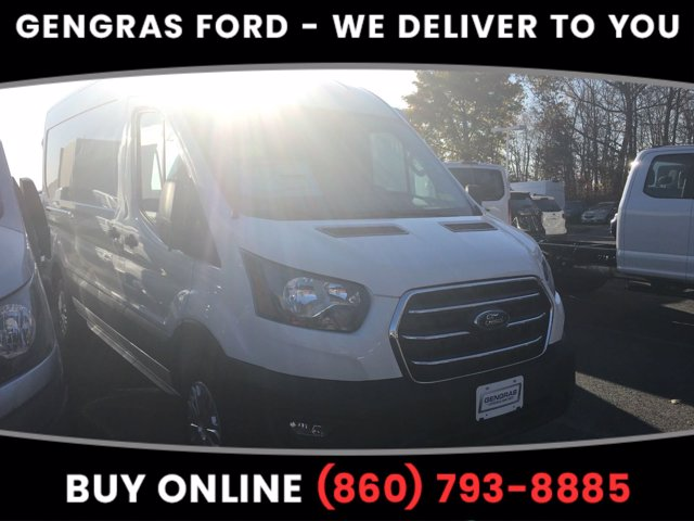 2020 Ford Transit 250 Med Roof 4x2, Empty Cargo Van #FA67635X - photo 1