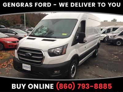 2020 Ford Transit 250 Med Roof 4x2, Empty Cargo Van #FB18173 - photo 1