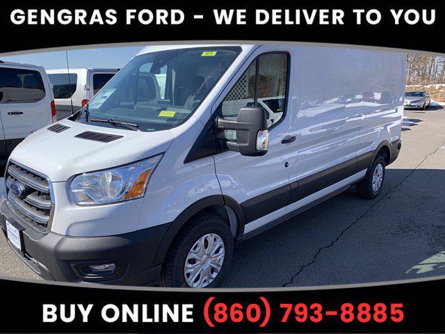 2020 Ford Transit 250 Med Roof 4x2, Ranger Design Upfitted Cargo Van #FB53585 - photo 1