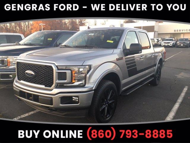 2020 Ford F-150 SuperCrew Cab 4x4, Pickup #FB83455X - photo 1