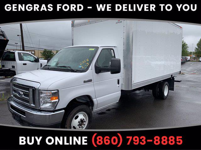 2022 Ford E-450 4x2, Supreme Dry Freight #FC12831X - photo 1