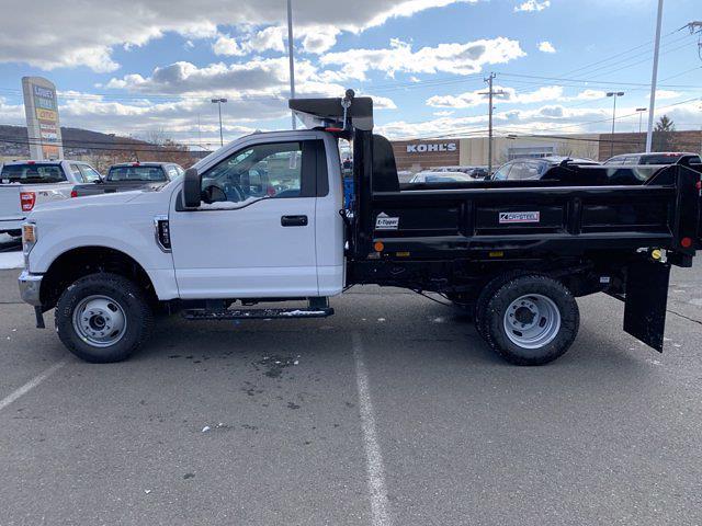 2021 Ford F-350 Regular Cab DRW 4x4, Crysteel Dump Body #FC42661 - photo 1
