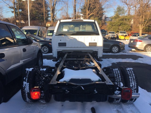2020 Ford F-350 Regular Cab DRW 4x4, Cab Chassis #FC53963 - photo 1