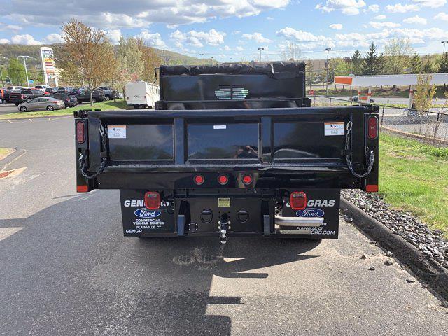 2021 Ford F-350 Regular Cab DRW 4x4, Rugby Dump Body #FD09472 - photo 1