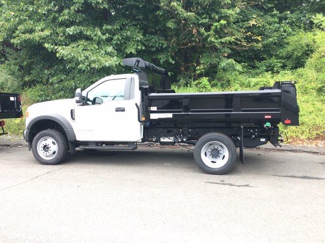 2020 Ford F-550 Regular Cab DRW 4x4, Rugby Eliminator LP Steel Dump Body #FD12518 - photo 7