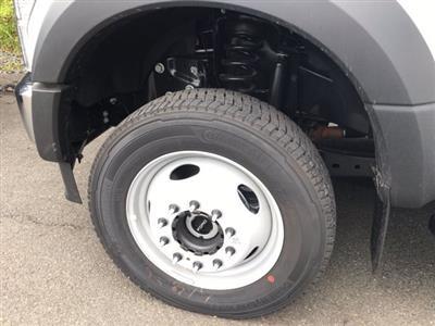 2020 Ford F-550 Regular Cab DRW 4x4, Rugby Eliminator LP Steel Dump Body #FD12518 - photo 8