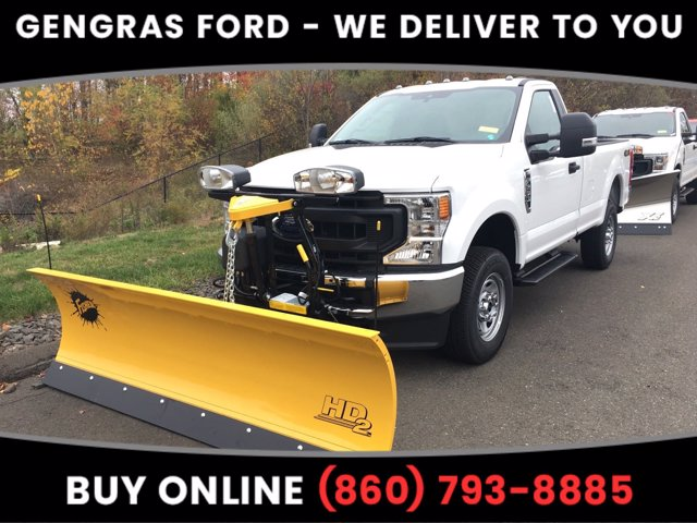 2020 Ford F-250 Regular Cab 4x4, Fisher Pickup #FE38790 - photo 1