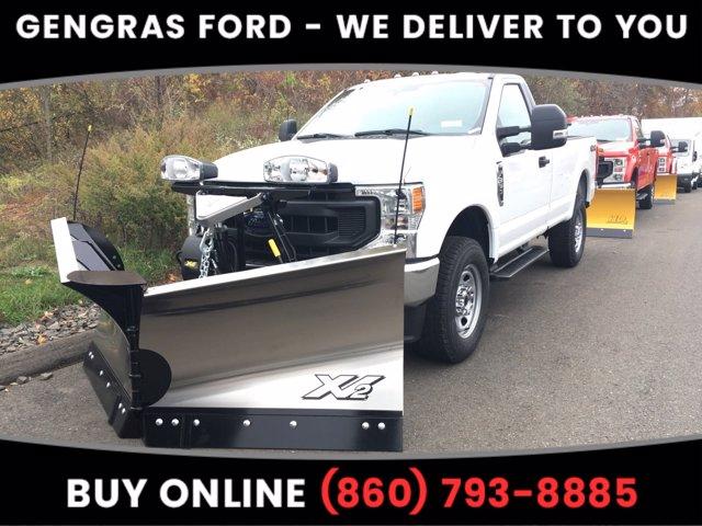 2020 Ford F-350 Regular Cab 4x4, Fisher Pickup #FE38822 - photo 1